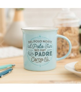 "Taza Mr.Wonderful ""Del Polo..."