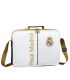 Cartera extraescolar Real Madrid Blanca